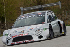 Georg Pacher Fiat 500 PRC-Abarth Race Car