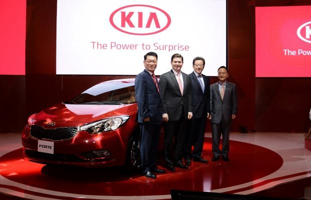 Kia Mexico Brand Launch Ceremony (Medium)