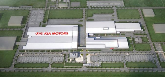Kia Motors s novom fabrikom – Od sada i u Meksiku