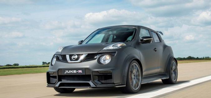 Novi Nissan Juke-R 2.0 još uzbudljiviji