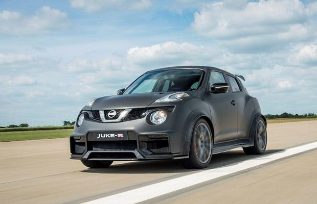 Nissan Juke-R 2.0 - 01