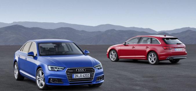 Novi Audi A4 – Zvanične fotografije i video