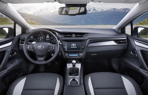 Vozili smo novi Toyota Avensis 2015 - Verbier - 620 - 04