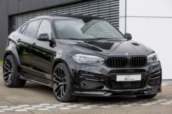 LUMMA CLR X6R Wide body – Spreman za start