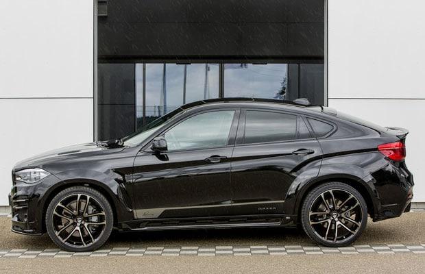 BMW X6 LUMMA CLR X6R Wide body - 02