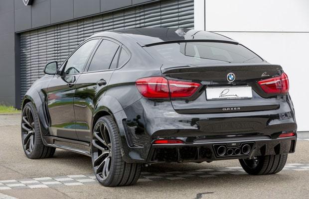 BMW X6 LUMMA CLR X6R Wide body - 03