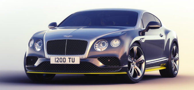 Bentley predstavlja specijalni Continental GT Speed Breitling Jet Team Series model
