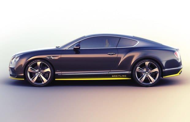 Bentley Continental GT Speed Breitling Jet 02
