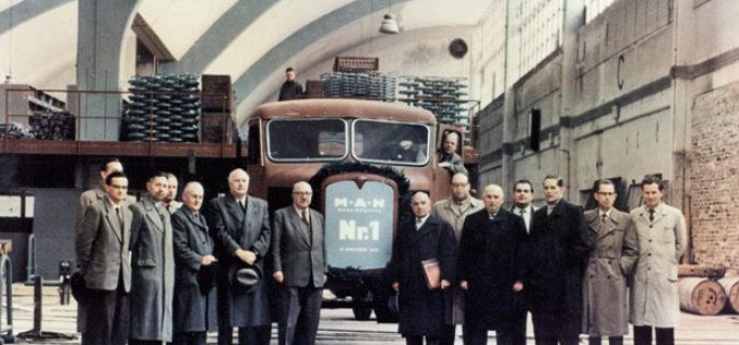 MAN – 60 godina proizvodnog pogona u Münchenu