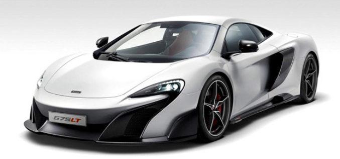McLaren 675LT u Ženevu dolazi lakši i snažniji!