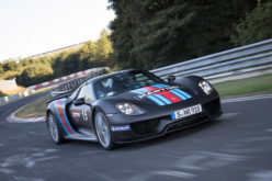Ograničenje maksimalne brzine na Nürburgring stazi