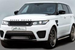 Arden Range Rover Sport SVR