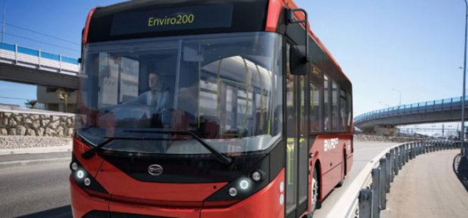 BYD i ADL – Novi električni autobusi za London