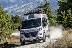 Fiat Ducato 4×4 Expedition – Show Camper Van