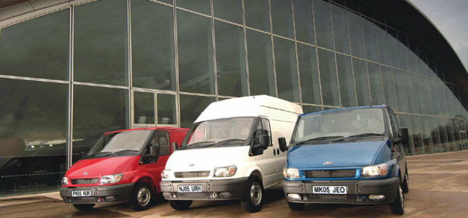 Ford Transit slavi 50 godina službe