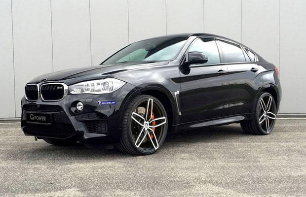 G-POWER BMW X6 M F86 - 01