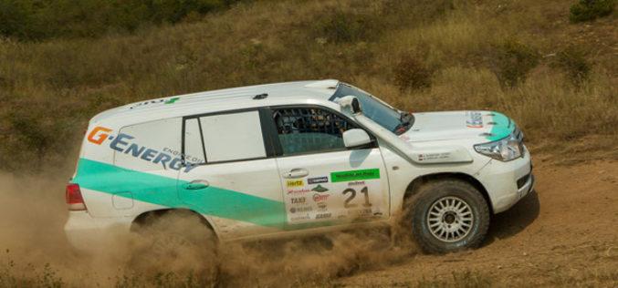 Svjetski kupu Cross-Country Rally – Hungarian Baja 2015.