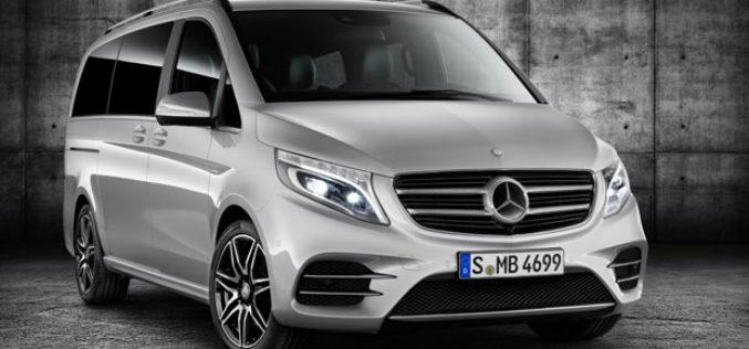 Mercedes-Benz V-Class – Od sada i sa značkom AMG