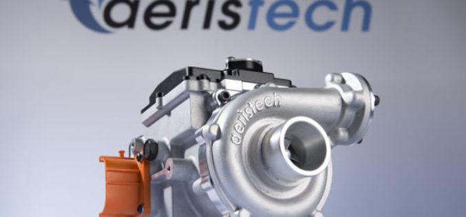 Aeristech razvio revolucionarni električni turbo punjač