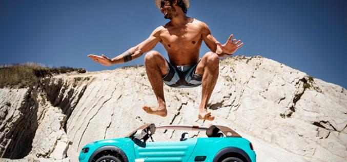 Novi Citroën Cactus M koncept: Free your mind!
