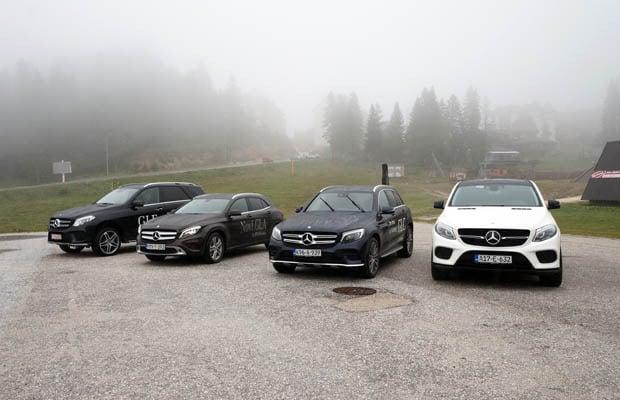 Mercedes prezentacija na jahorini 2015 - 01