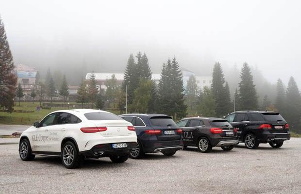 Mercedes prezentacija na jahorini 2015 - 02