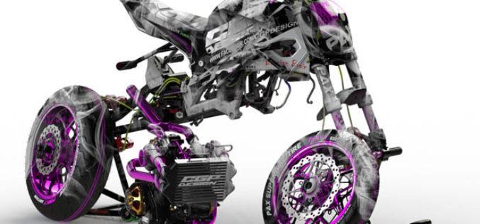 Simpozij MultiTechnics – Studentski konceptualni dizajn motocikla PINKI