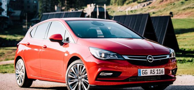 Predpremijerno predstavljena Opel Astra pete generacije na BH tržištu