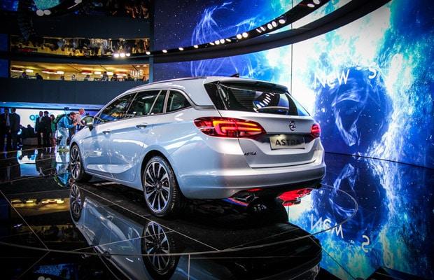 Svjetska premijera Opel Aster Megane Talisman Citoren DS4 IAA 2015 - 620 - 04