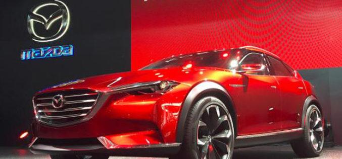 Mazda na frankfurtskom sajmu predstavila KOREU koncept