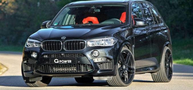 G-POWER BMW X5 M F85 – Snaga i stil