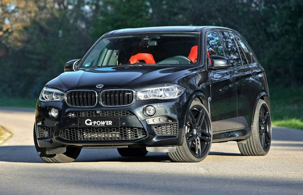 G-POWER BMW X5 M F85 - 01