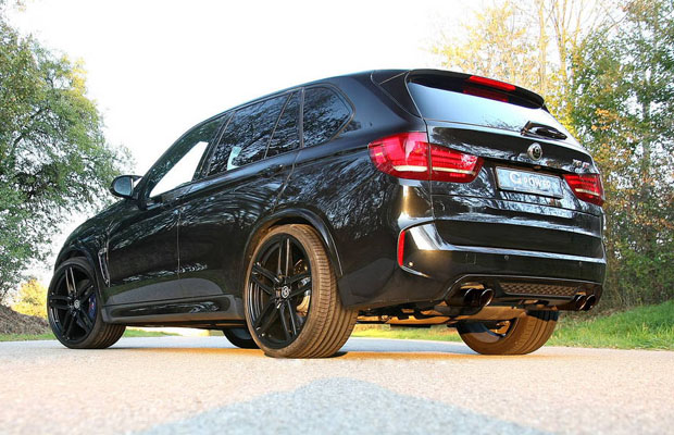 G-POWER BMW X5 M F85 - 02