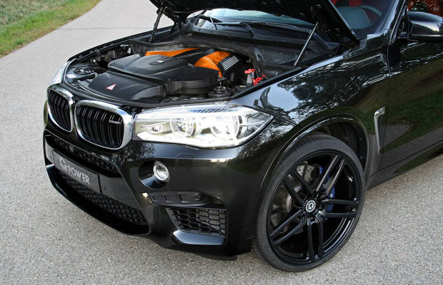 G-POWER BMW X5 M F85 - 03