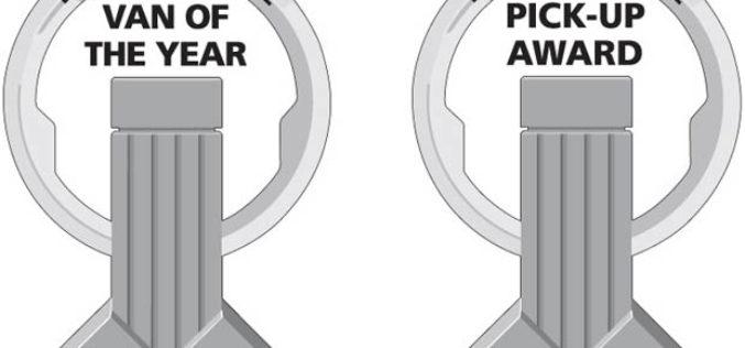 "Kandidati za ""International Van of the Year"" i ""International Pick-up Award"""