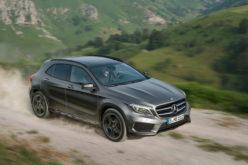 Mercedes-Benz GLA: Multitalentovan kompaktni SUV