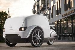 Trefor TRIPL – Električni dostavni skuter