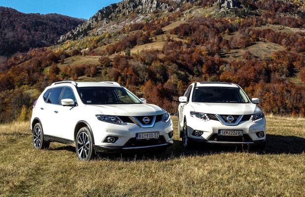 Vozili smo Nissan X-Trail 1.6 dci - 620 - 01