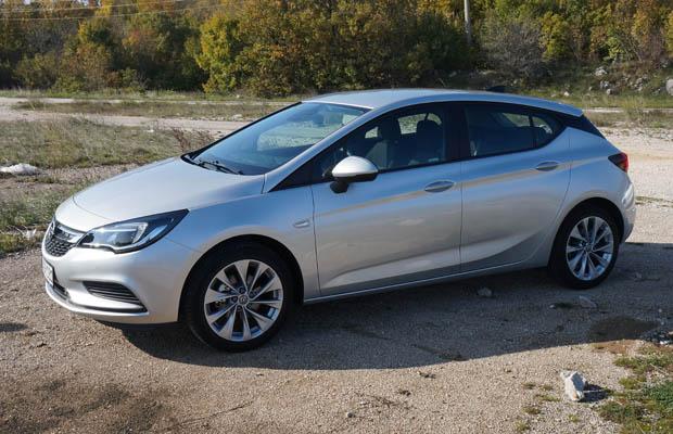 Vozili smo Opel Astra (K) 06