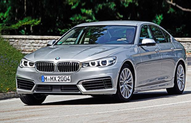 BMW 5 - 2015 cocnept