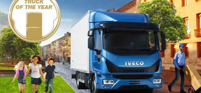 Iveco Eurocargo je International Truck of the Year 2016