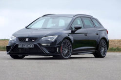 JE DESIGN! Seat Leon Cupra ST Widebody