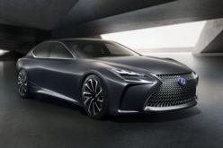Lexus predstavio LF-FC koncept kojeg pokreću gorive ćelije