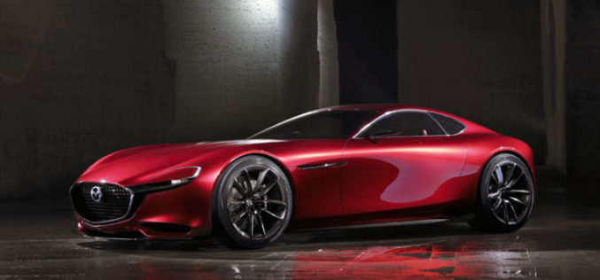 Mazda predstavila RX-Vision koncept