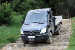 Oberaigner 6×6 Mercedes-Benz Sprinter