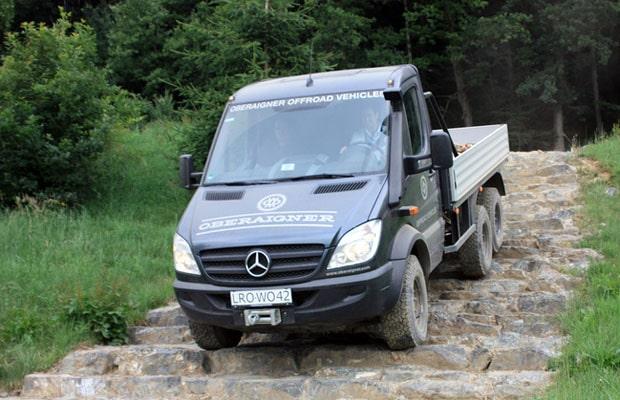 Oberaigner 6x6 Mercedes-Benz Sprinter 01