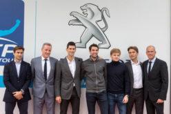 Peugeot i ATP predstavili sporazum o globalnom partnerstvu