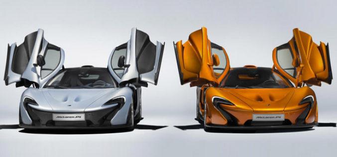 McLaren proizveo posljednji P1 model