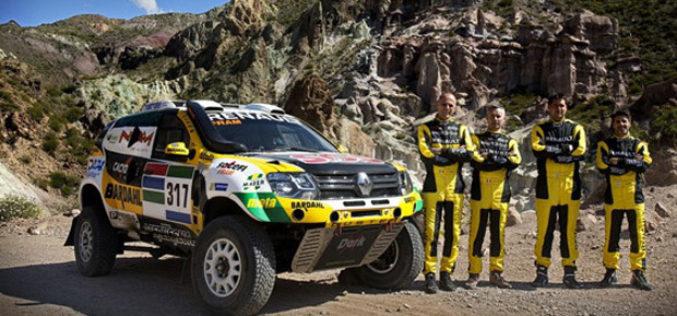 Renault na reli Dakar 2016. stiže sa poboljšanim Duster modelom