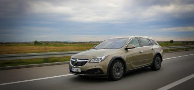 Test: Opel Insignia Country Tourer 2.0 CDTI AWD – Lični hedonizam